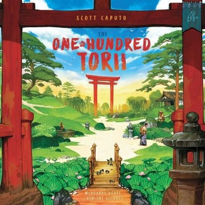 One Hundred Torii Board Game