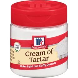 McCormick Cream Of Tartar Specialty Herbs & Spices - 1.5oz