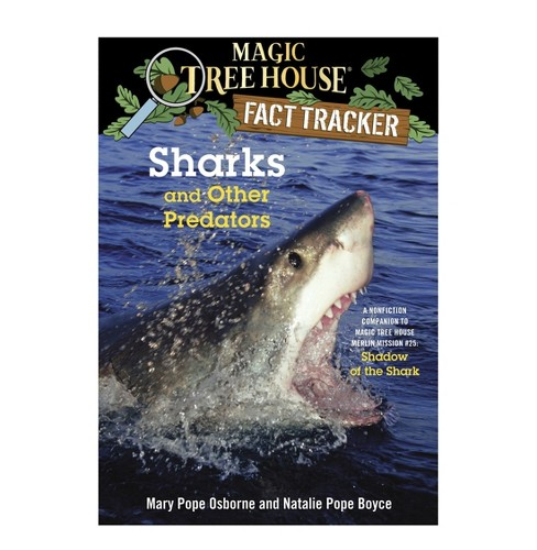 Sharks and Other Predators (Paperback) (Mary Pope Osborne) - image 1 of 1