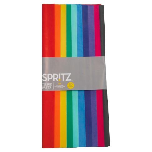 50ct Striped Tissue Paper  - Spritz™ - image 1 of 1