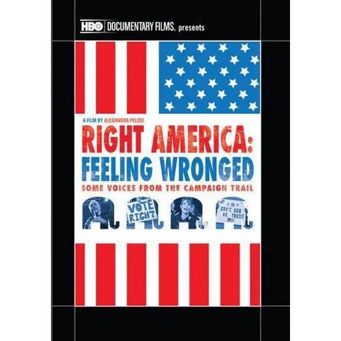 Right America: Feeling Wronged (DVD) - image 1 of 1