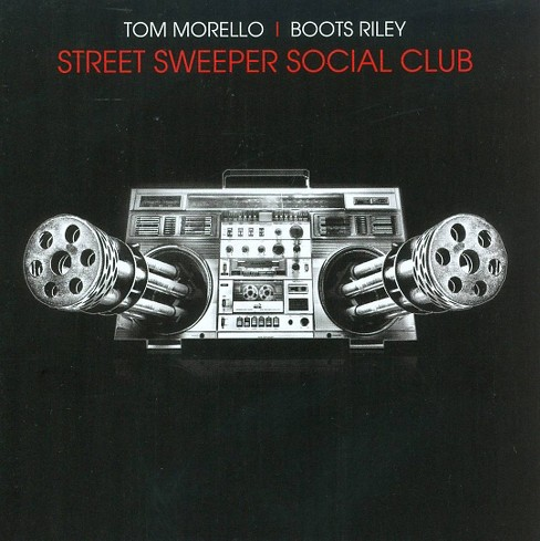Street Sweeper Social Club - Street Sweeper Social Club [Explicit Lyrics] (CD) - image 1 of 1