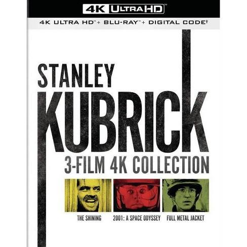 Stanley Kubrick: 3-Film Collection (4K/UHD)(2020) - image 1 of 1
