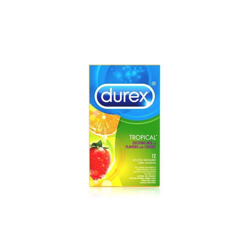 Condoms: Durex Tropical