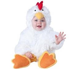 InCharacter Costumes Cluckin' Cutie Baby Costume
