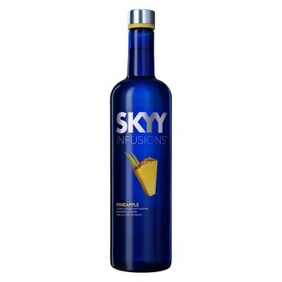 SKYY Infusions Pineapple Vodka - 750ml Bottle