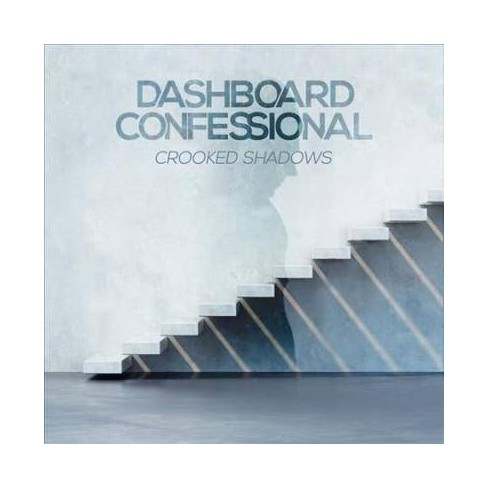 Dashboard Confessional - Crooked Shadows (CD) - image 1 of 1