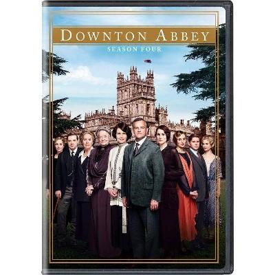 Downton Abbey: Season 4 (DVD)(2021)