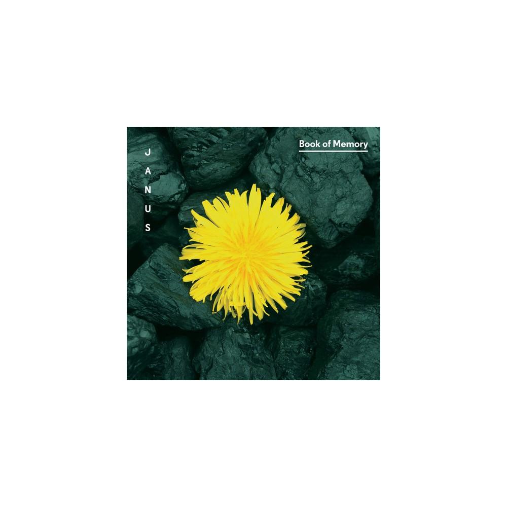 Janus - Book Of Memory (CD)
