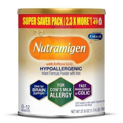 Enfamil Nutramigen with Enflora LGG Formula Powder - 27.8oz