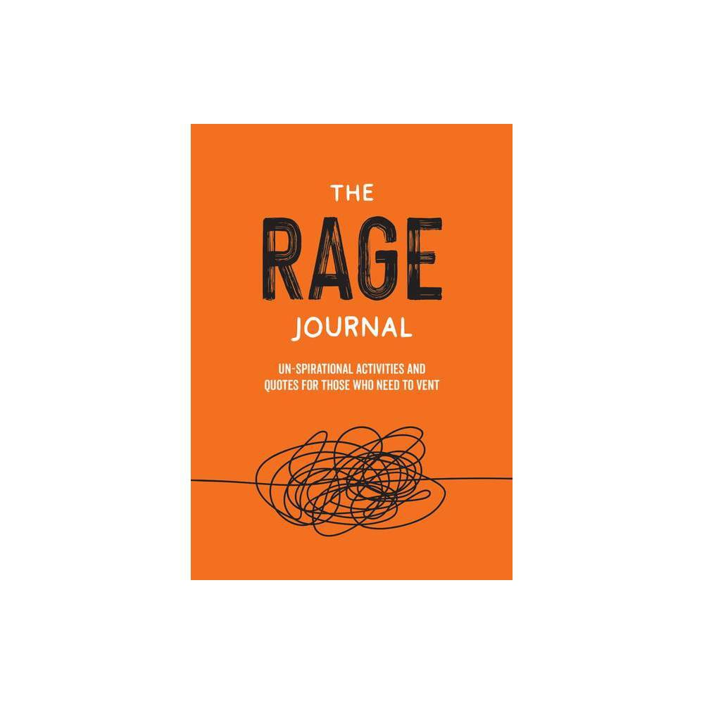 The Rage Journal Paperback