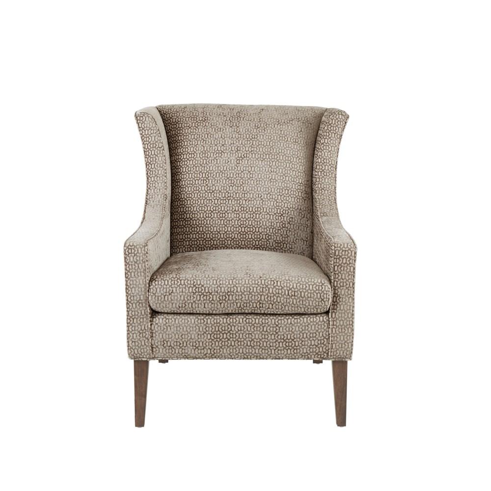 Conway Wing Chair Mushroom Beige