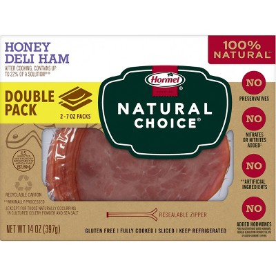 Hormel Natural Choice Honey Ham - 14oz