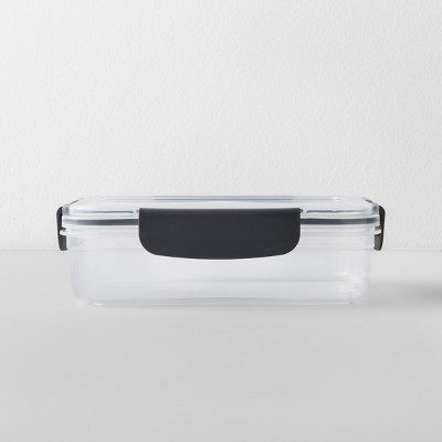 Rectangular Plastic Food Storage Container - Made By Design™