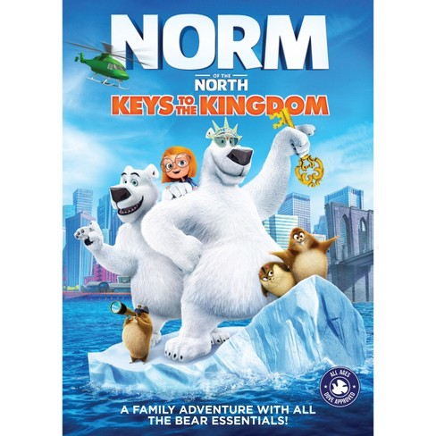 Norm Of The North Keys To The Kingdom Dvd Target