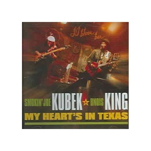 Joe Kubek - My Heart's in Texas (CD) - image 1 of 1