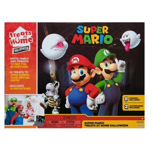 Super Mario - Treats at Home Halloween - image 1 of 4