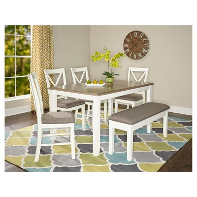 emma dining collection white powell company target rh target com Emma's Room Signs Emma Room Tour