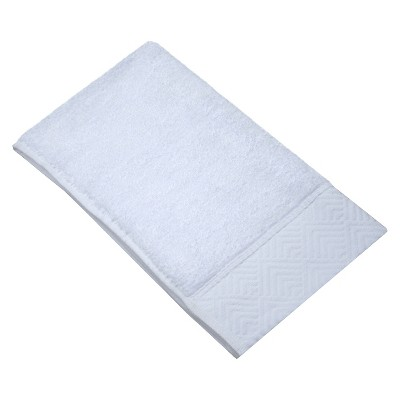 Echo Matelesse Hand Towel - White - Fieldcrest™