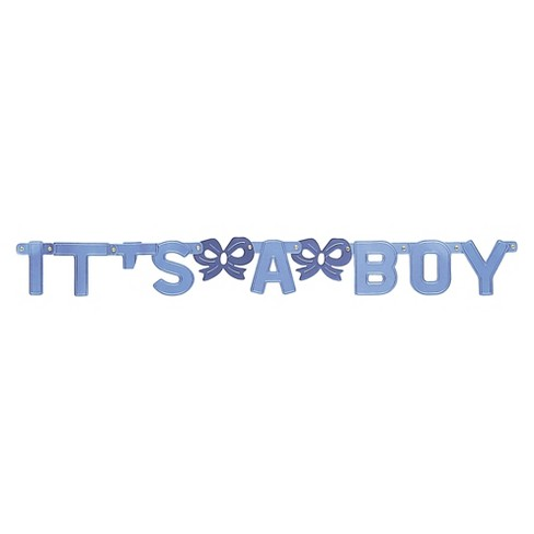 It's a Boy Banner - image 1 of 1