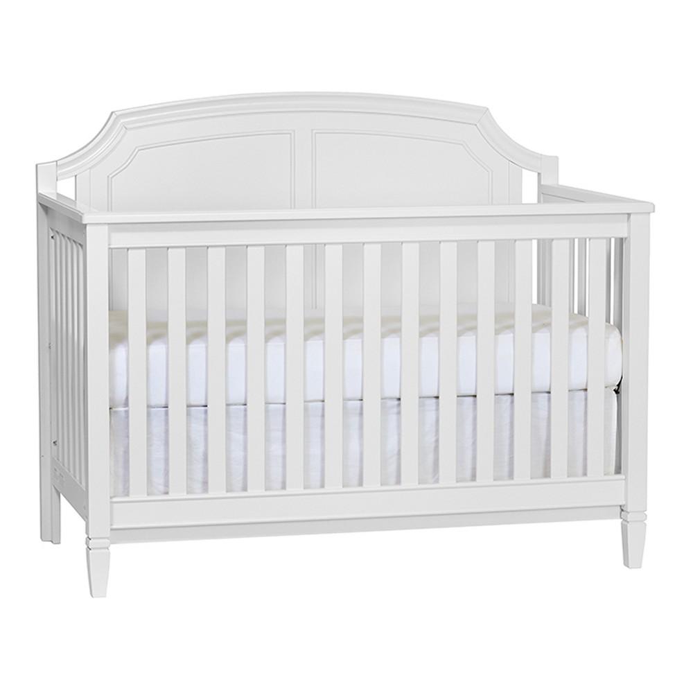 Suite Bebe Astoria 4-in-1 Convertible Crib - White
