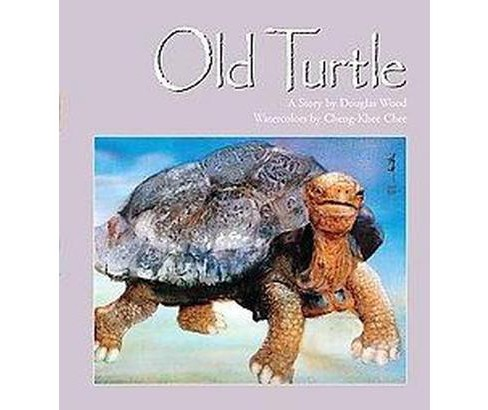 Old Turtle (Reissue) (School And Library) (Douglas Wood) - image 1 of 1