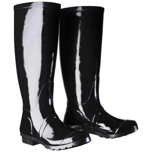 34fad460867d Women s Classic Knee High Rain Boots   Target