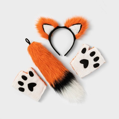 Fox Halloween 4pc Accessory Set - Hyde & EEK! Boutique™