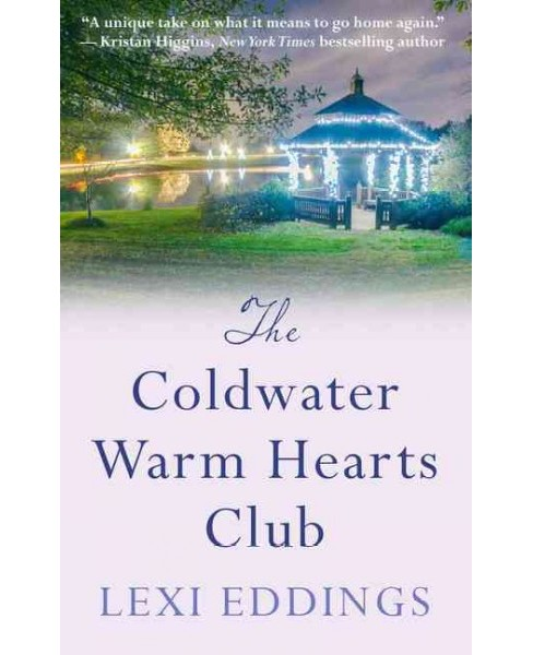 Coldwater Warm Hearts Club (Large Print) (Hardcover) (Lexi Eddings) - image 1 of 1