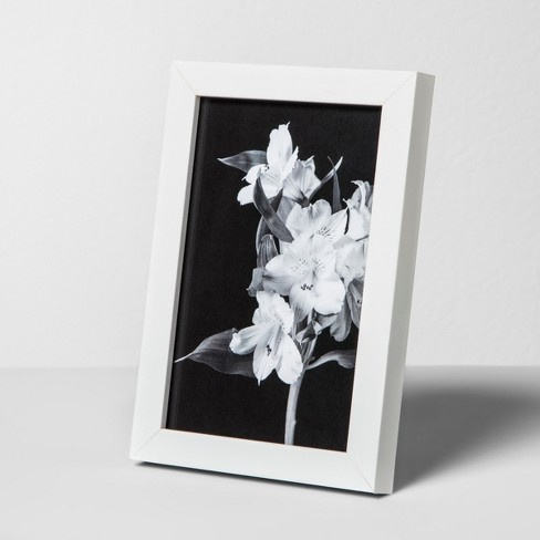 Thin Single Image Frame White - Made By Design™ : Target