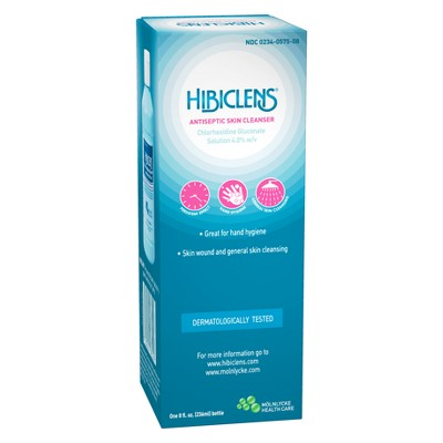 Hibiclens Antiseptic Skin Cleanser - 8 fl oz