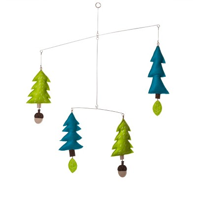 Hanging Décor Trees - Cloud Island™ - Blue