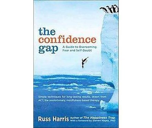The Confidence Gap (Paperback) - image 1 of 1