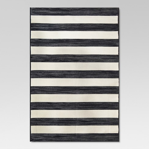Worn Stripe Outdoor Rug - Threshold