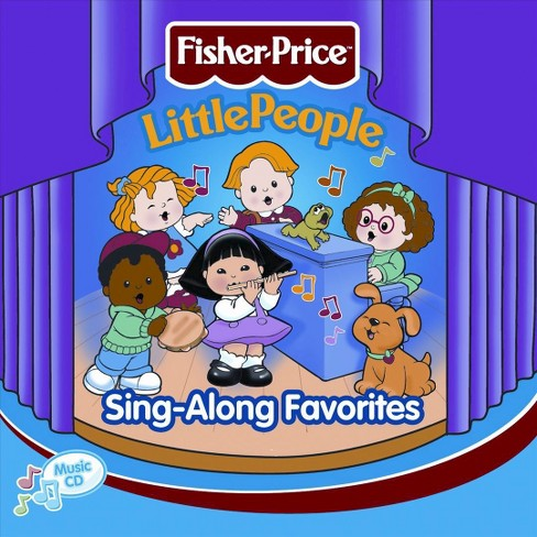 Various Artists - Little People: Sing-Along Favorites (22962) (CD) - image 1 of 1