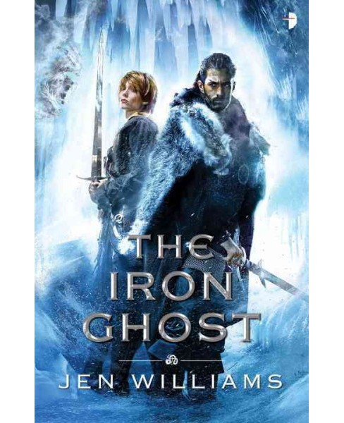 Iron Ghost (Paperback) (Jen Williams) - image 1 of 1