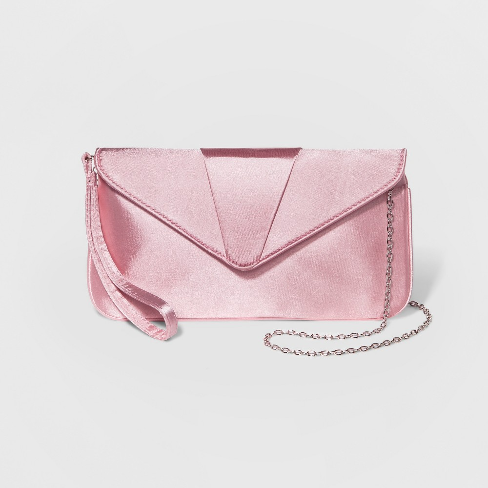 Women's Estee & Lilly Women's Wristlet Handbag - Blush