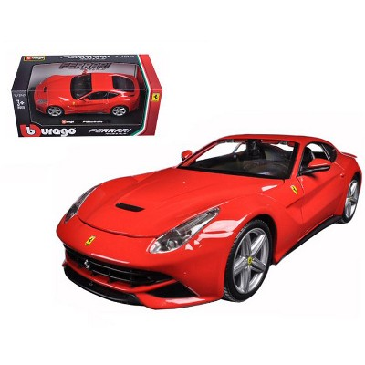 Ferrari F12 Berlinetta Red 1/24 Diecast Model Car by Bburago