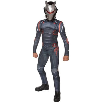Kids' Fortnite Omega Halloween Costume Jumpsuit with Mask