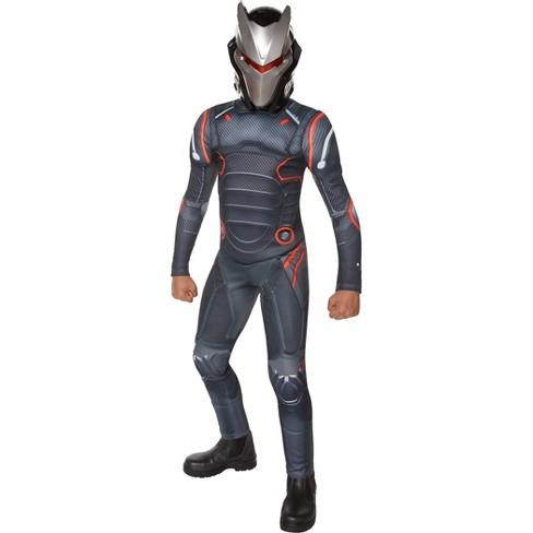 Kids' Fortnite Omega Halloween Costume Jumpsuit with Mask - image 1 of 2