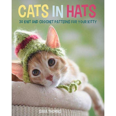 Cats in Hats - by  Sara Thomas (Paperback) - image 1 of 1