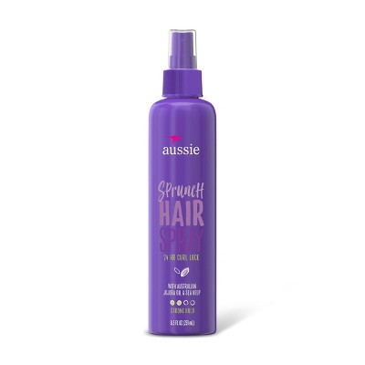 Hair Spray: Aussie Sprunch Hairspray