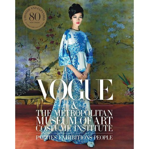 Vogue and the Metropolitan Museum of Art Costume Institute - by  Hamish Bowles & Chloe Malle (Hardcover) - image 1 of 1