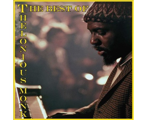 Thelonious Monk - Best Of Thelonious Monk (CD) - image 1 of 1