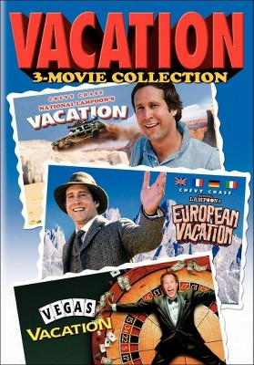 National Lampoon's Vacation 3-Movie Collection (DVD)
