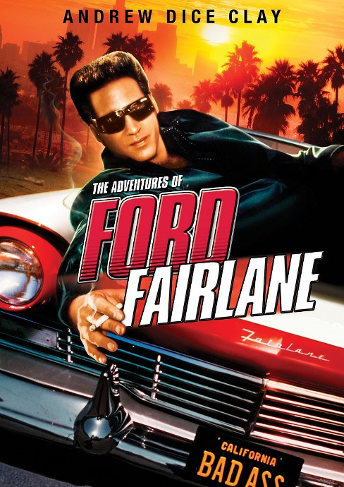 Adventures of ford fairlane (DVD) - image 1 of 1