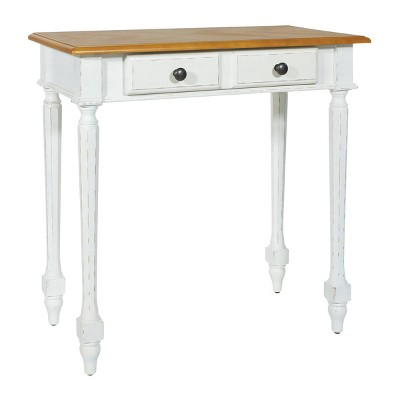 Medford Foyer Table Distressed White - OSP Home Furnishings