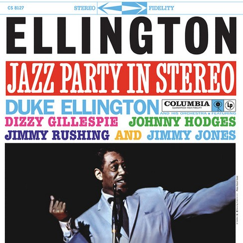 Duke Ellington - Jazz Party (Vinyl) - image 1 of 1
