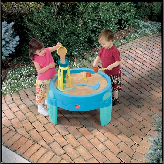 Step2 Waterwheel Play Table image number null