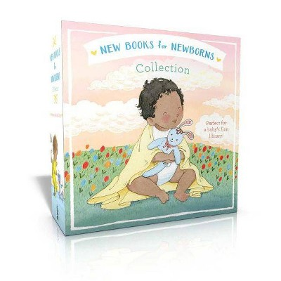 New Books for Newborns Collection - by Various (Board_book)